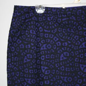 Banana Republic Pencil Lace skirt 14